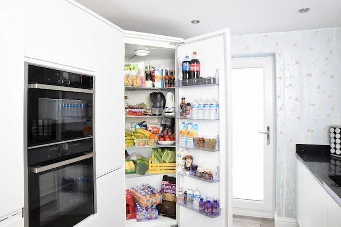 Eliminate Bad Refrigerator Odor