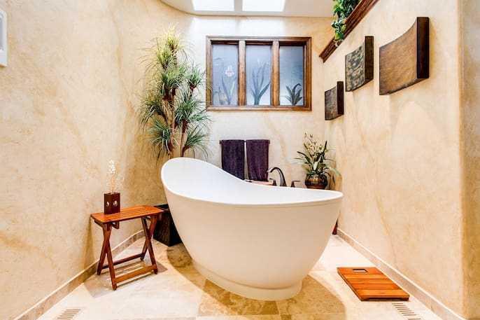 Eliminate Bad Smells in Baths