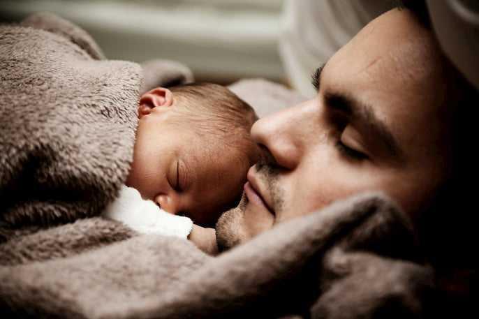 How to sleep a baby