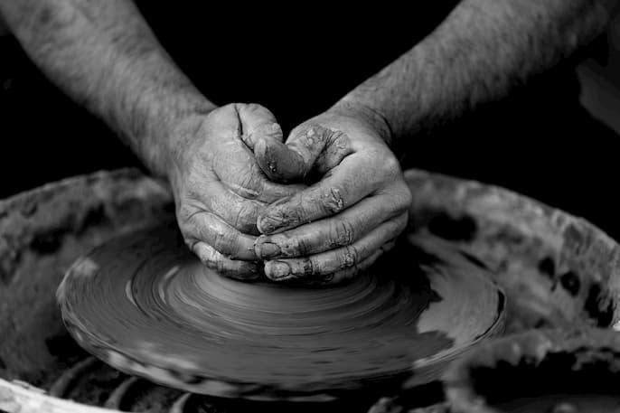 make homemade clay