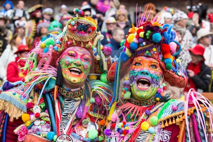origin of Carnival